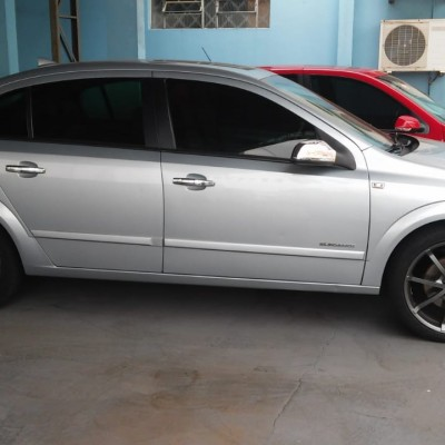 VECTRA ELEGAN. 2.0 MPFI 8V FLEXPOWER AUT